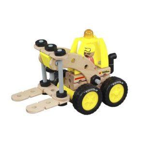 Lesena igrača Transformer