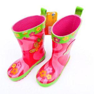 Otroški gumijasti dežni škornji