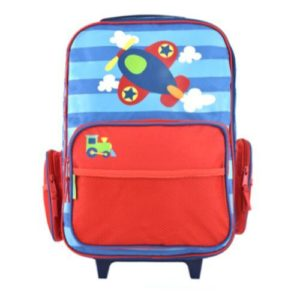 Otroški kovček s kolesi